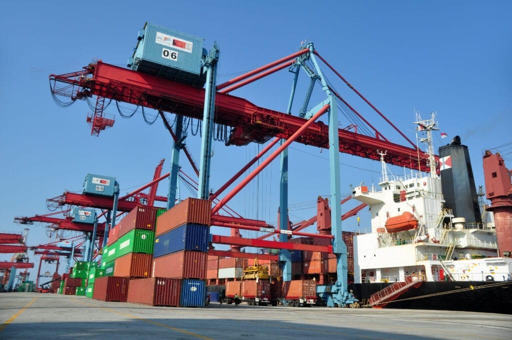 Port of Tanjung Priok, North Jakarta