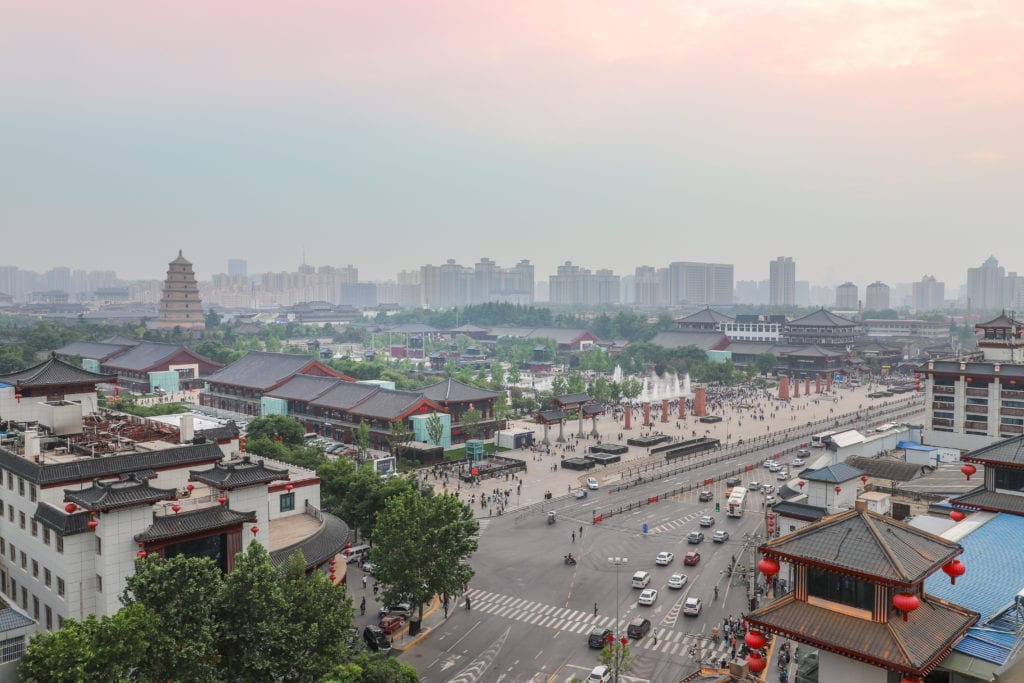 Xi'an, the ancient capital of China