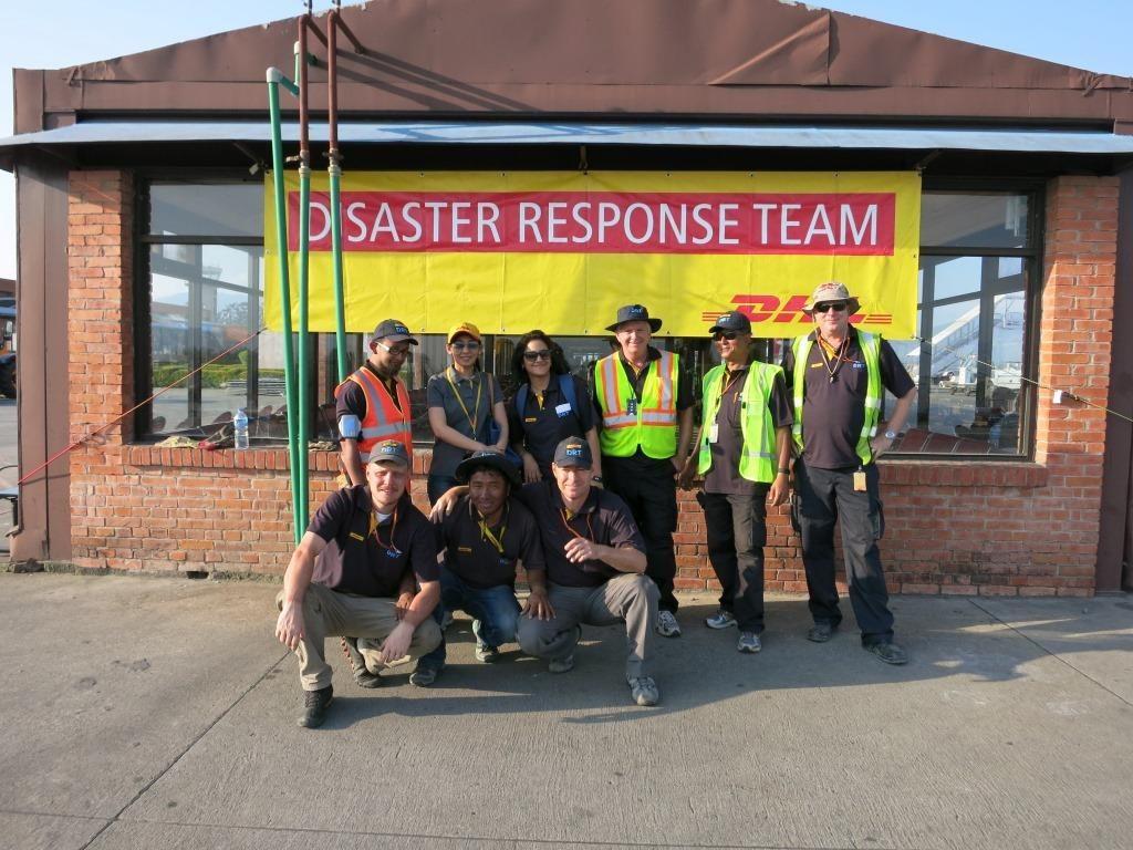 DRT team in Nepal