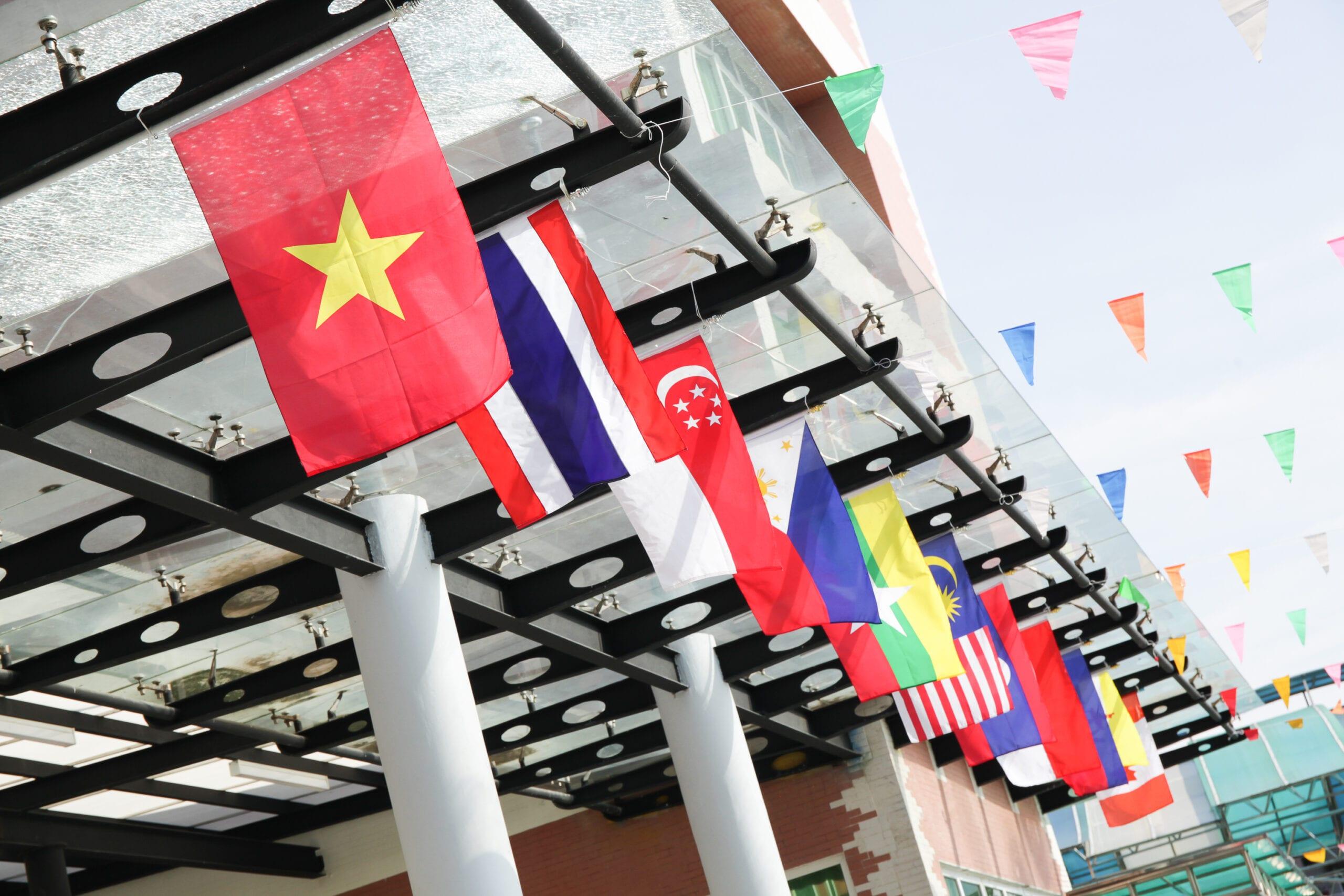 ASEAN countries RCEP trade deal