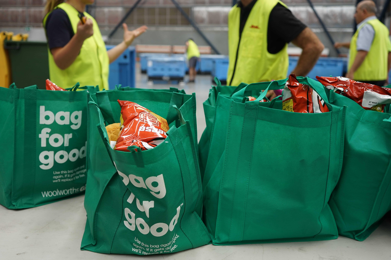Bag for Good AU DHL Salvation Army