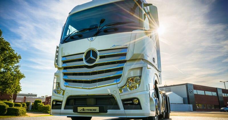 Mercedes Benz Trucks Actros_hero