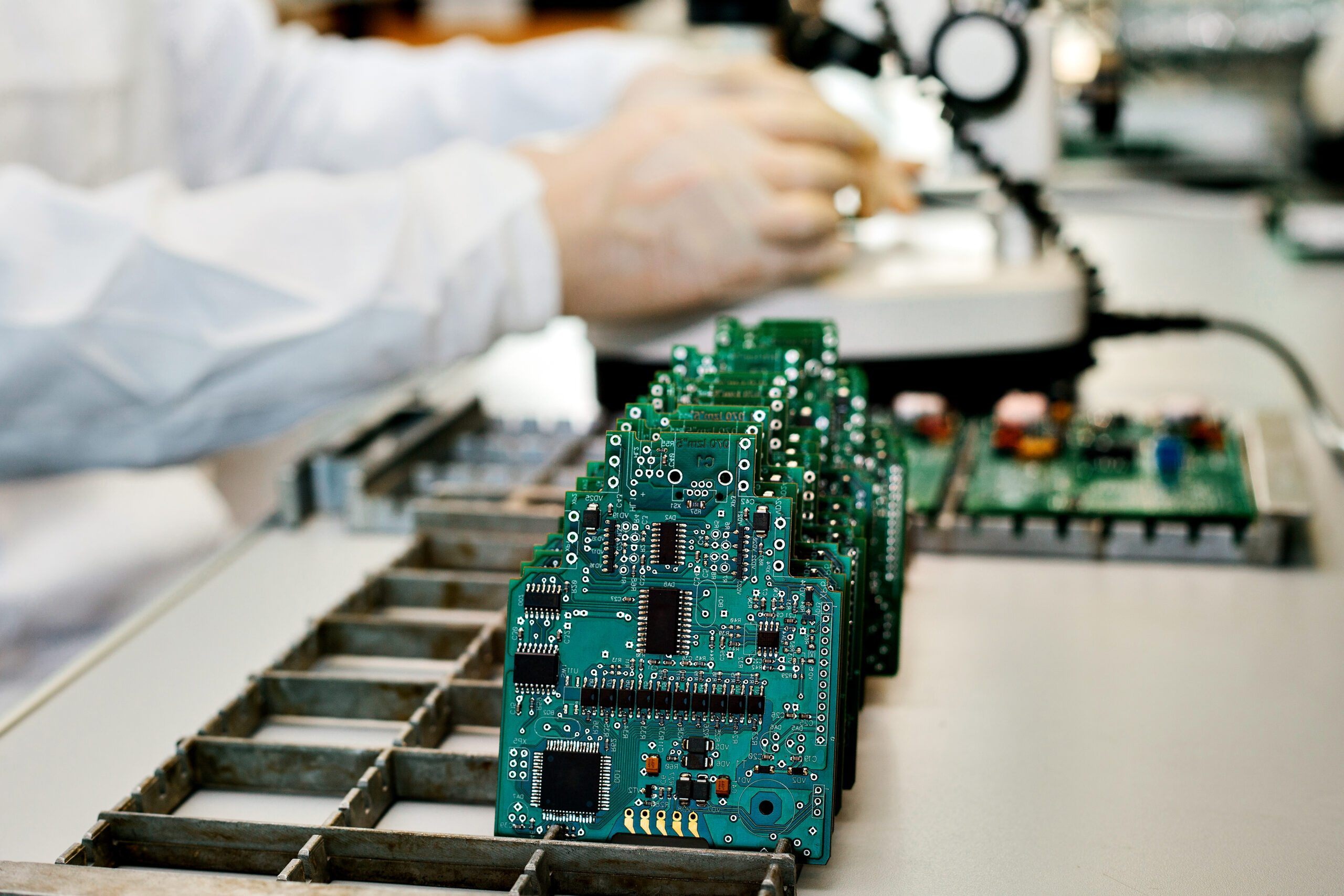The global chip shortage is affecting every industry.